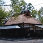 小津安二郎の仕事場 「無藝荘」(茅野市)