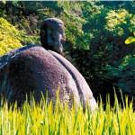 万治の石仏(下諏訪町)