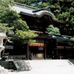 諏訪大社下社秋宮 (下諏訪町)