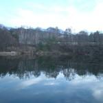 文化園のため池(原村)