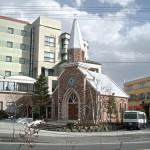 ホテルの教会