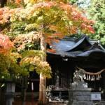 出早神社(岡谷市)
